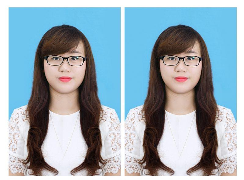 Chụp hình thẻ làm ảnh profile sao cho đẹp?