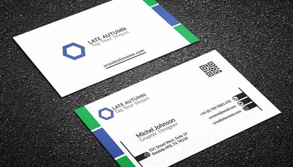 Xu hướng thiết kế namecard 2019-2020