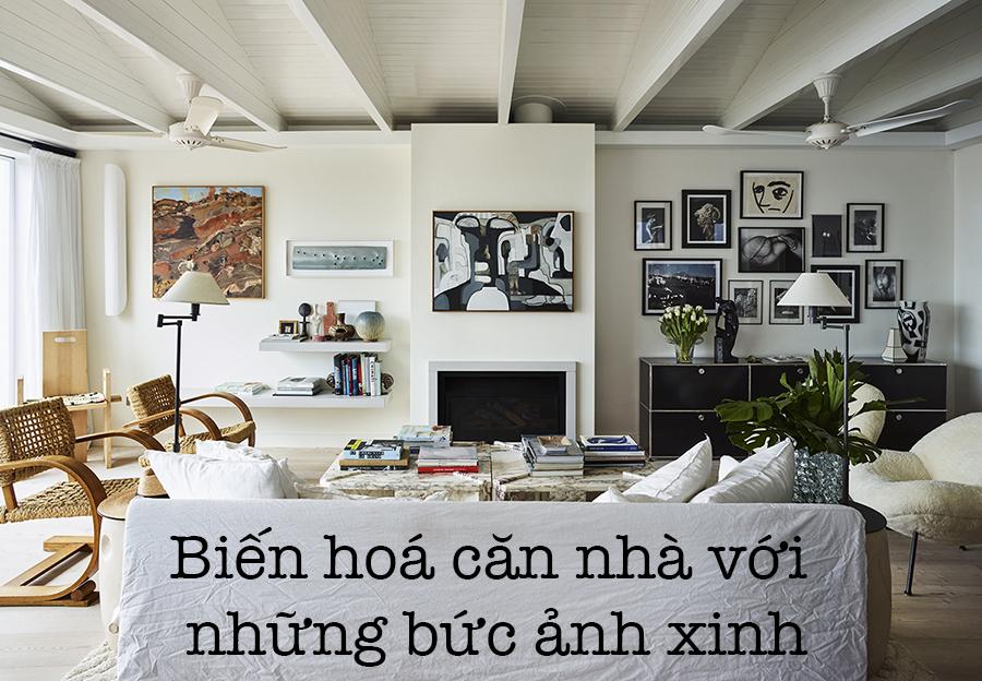 6 điều cần lưu ý khi in ảnh trang trí nhà