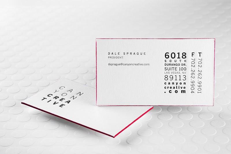 thiết kế card visit đẹp