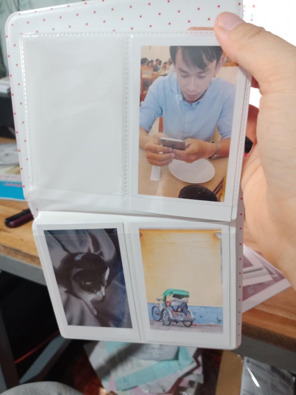 Album ảnh kích thước 6×9