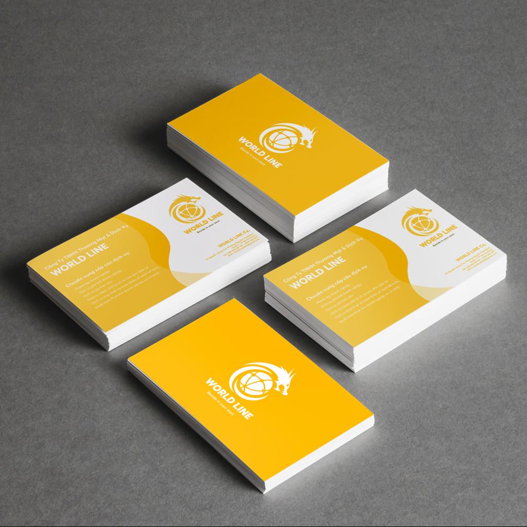 Combo thiết kế & in 10 hộp namecard kiêm thẻ bảo hành