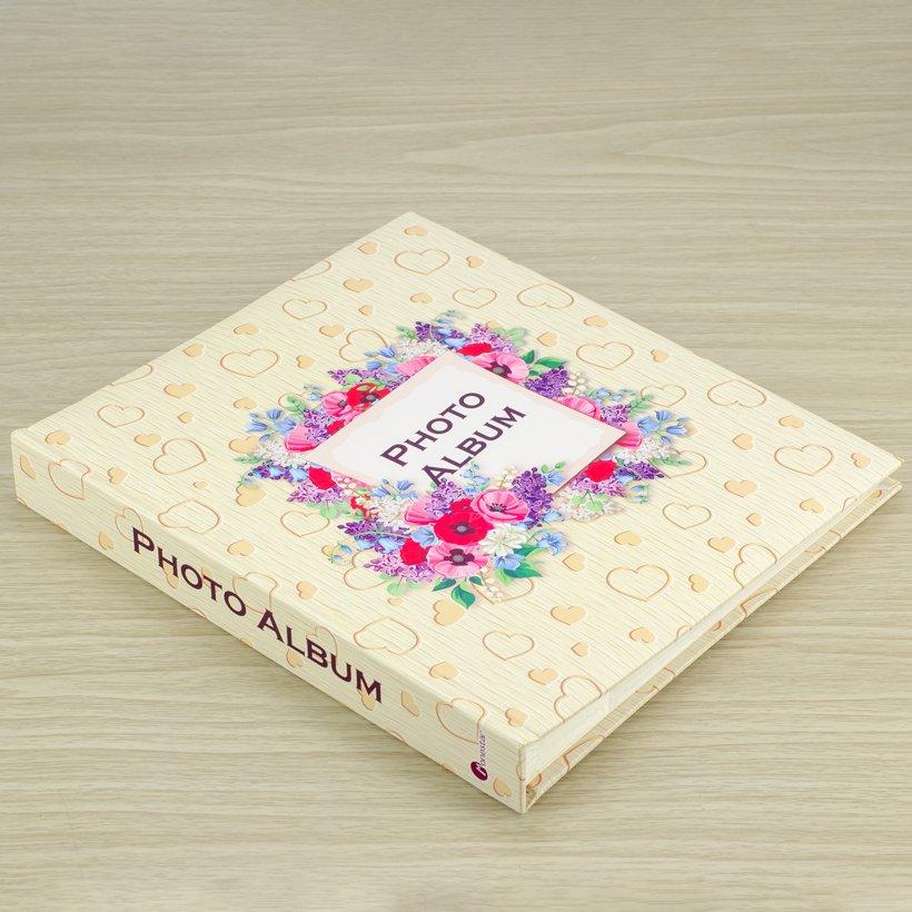 Album 120 ảnh kích thước 13×18 cm Monestar kiểu sách