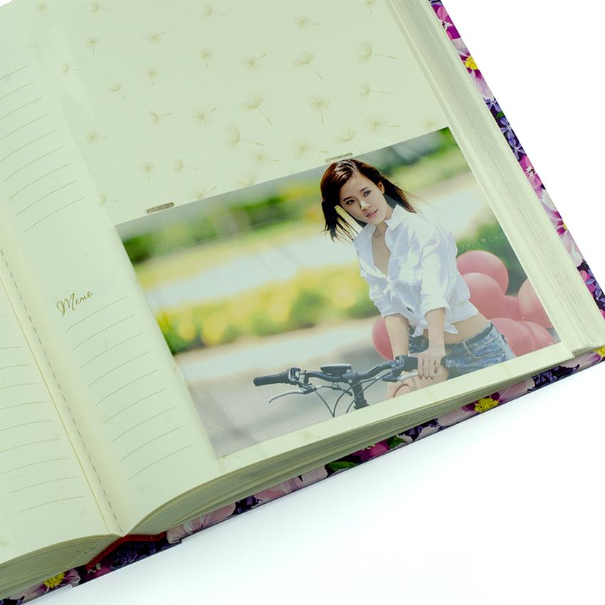 Album 200 ảnh kích thước 13×18 cm Monestar