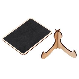 Đế gỗ trưng ảnh để bàn