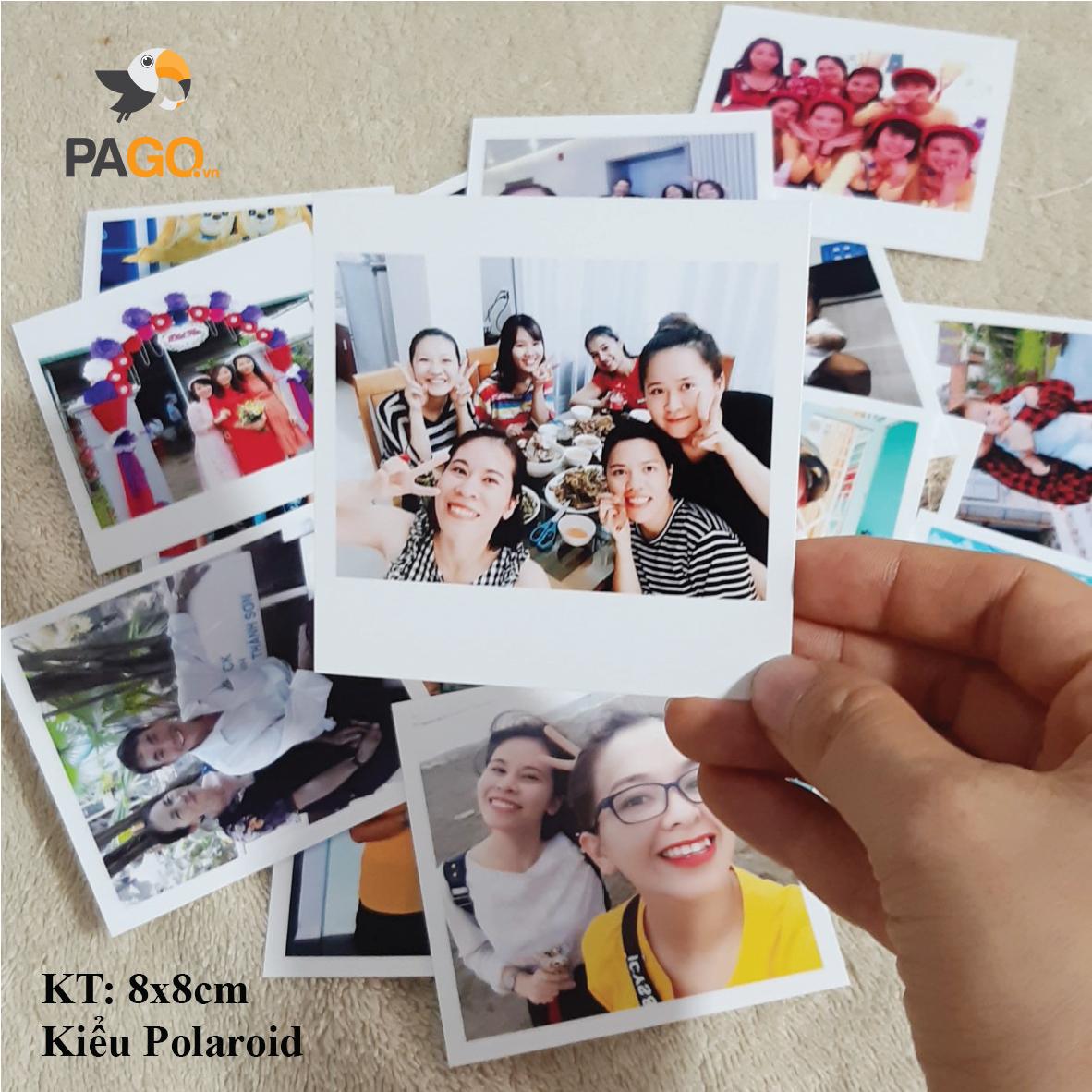 In ảnh Polaroid – Instax